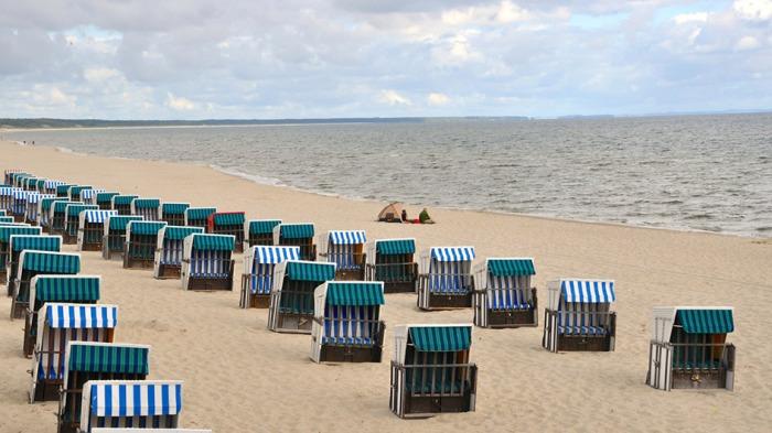 Urlaub auf Usedom Tag 2