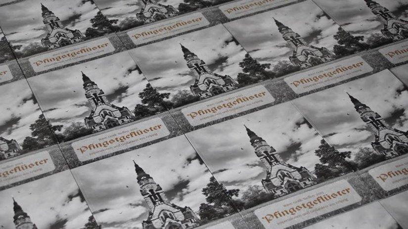 Magazin Pfingstgeflüster 2015- ab soforterhältlich
