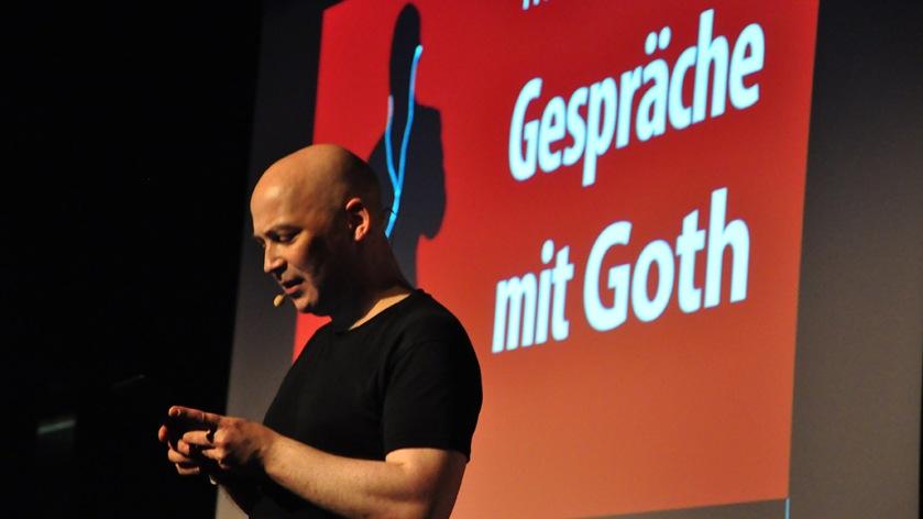Thomas Manegold live @ WGT17 (Foto: Marion A. Müller)