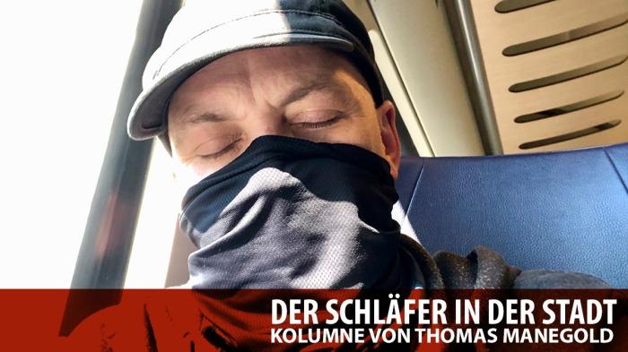 Thomas Manegold- Schläfer in der Stadt